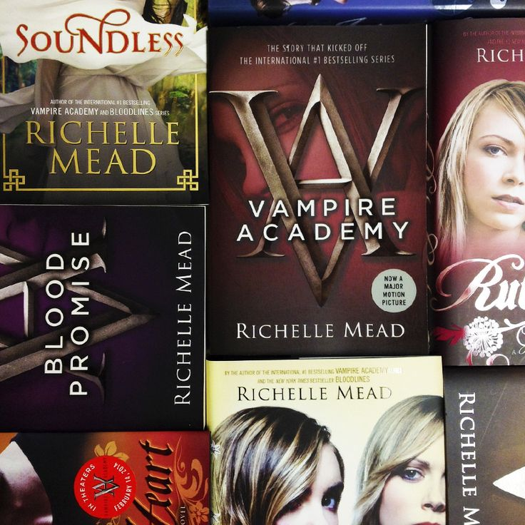 Click for: The 6 Most Romantic Moments From Richelle Mead Books