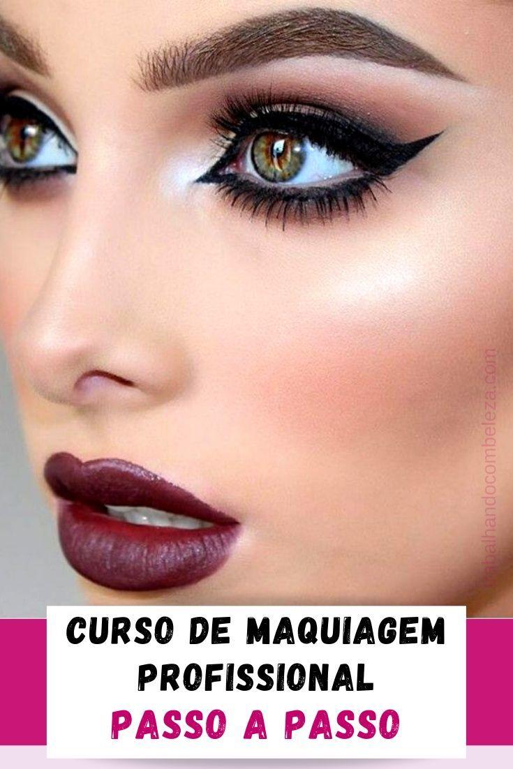 7 Motivos Para Fazer Melhor Curso De Maquiagem Profissional Online Curso Maquiagem Curso De Maquiagem Profissional Maquiagem Profissional