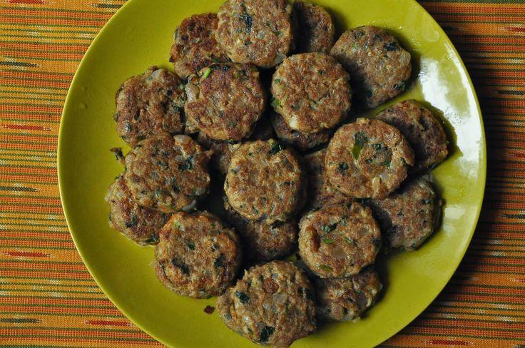 Kari Vadais #mutton #cutlet #tamil #cooking #recipes