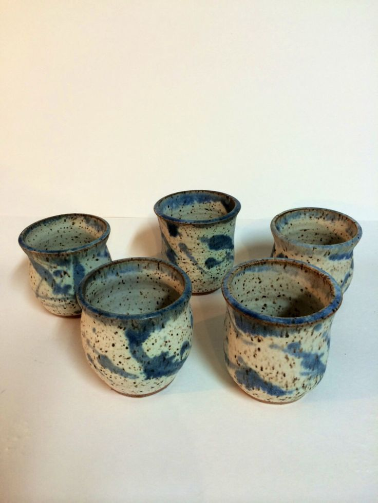 Small cup Beautiful hand thrown pottery. Made on the potters wheel by Themadpotterkimberly on Etsy