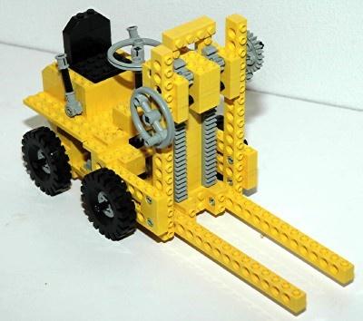 Lego Forklift | Legotruck