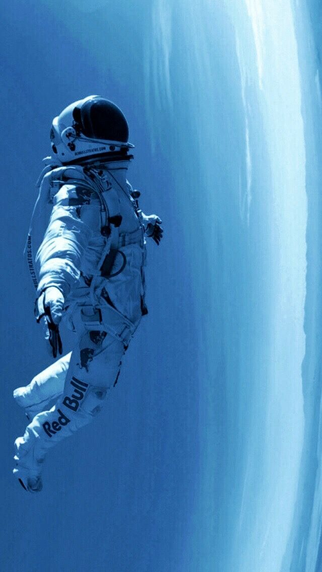 NASA, Astronaut, World, Universum