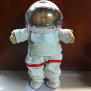 young astronauts cabbage patch doll - photo #16