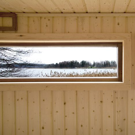 Window from the bench