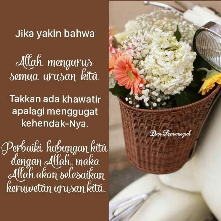 Pin Oleh Tinysuryani Di Islam Bijak Kutipan Inspirasi
