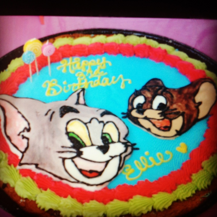 Birthday Cake For 3 Years Old Baby Girl Image Inspiration of