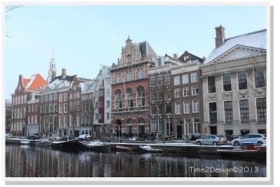 A Walk Thru #Amsterdam in the winter...a beautiful city #blogtourcgn