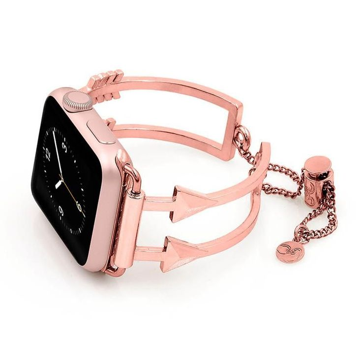 Overview Features Size and Fit The Artemis jewelry cuff for your Apple Watch® is designed after the Greek Goddess for which she was named. Artemis is the goddes