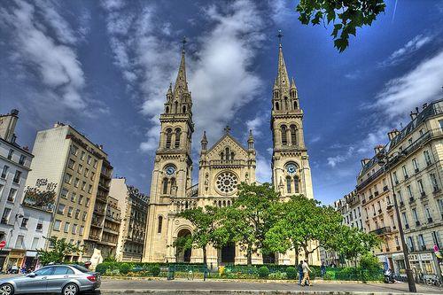Paris+Boulevard+Voltaire+Saint+Ambroise