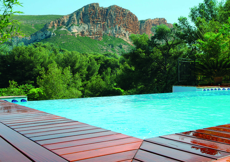 107 best Piscines  terrasses images on Pinterest Swimming pools