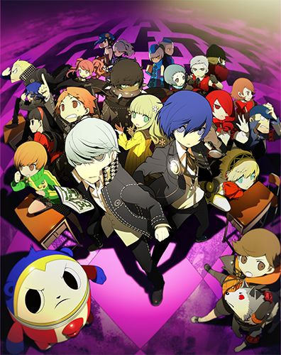 """Persona Q: Shadow of the Labyrinth. Though it gave the shaft on most characterization/reduced some characters to one dimensional aspects of themselves (e.g. - Chie's """"MEAT MEAT MEAT"""" or Akihiko's """"PROTEIN PROTEIN- DID YA SEE THAT SHINJI""""), I still enjoyed this crossover!"""