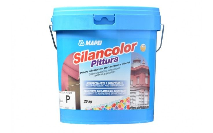 Mapei Silancolor Masonry Paint available from Promain.co.uk    #mapei #silancolor #wallpaint #masonry #externalpaint #paint