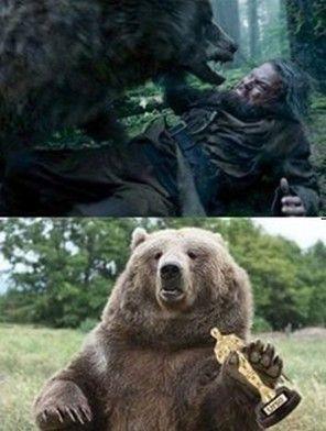 Los Óscar inspira memes.