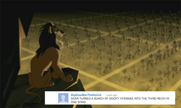 And of course, you can always just take over the world. | 9 Things That Can Happen In One Song According To Disney