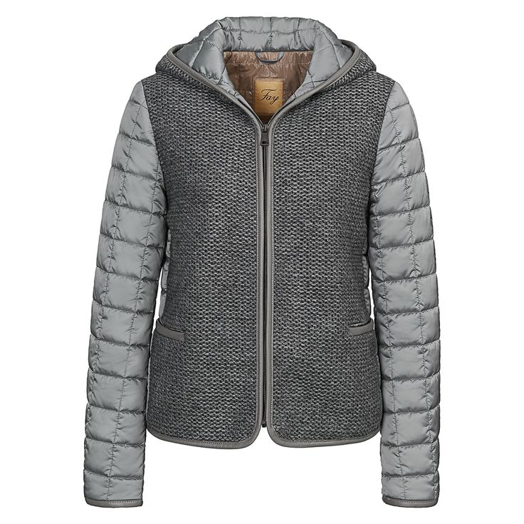 Chaqueta Quilted Fay