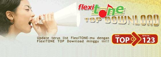 Aktifkan FLexiTone di hape mu sekarang juga!