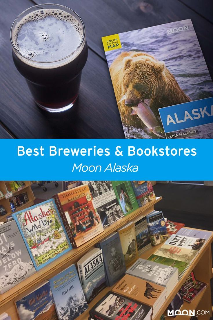 Alaska Breweries and Books A Perfect Pairing
