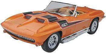 Revell-Monogram Model Cars 1/25 1967 Corvette Convertible Kit