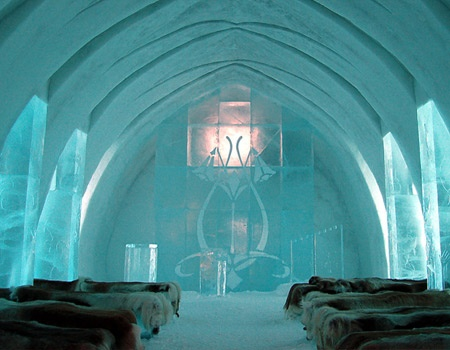 chapel of the ice hotel, swedenBucketlist, Buckets Lists, Church, Ice Ice Baby, Northern Lights, Ice Hotels Sweden, Travel, Places, Icehotel
