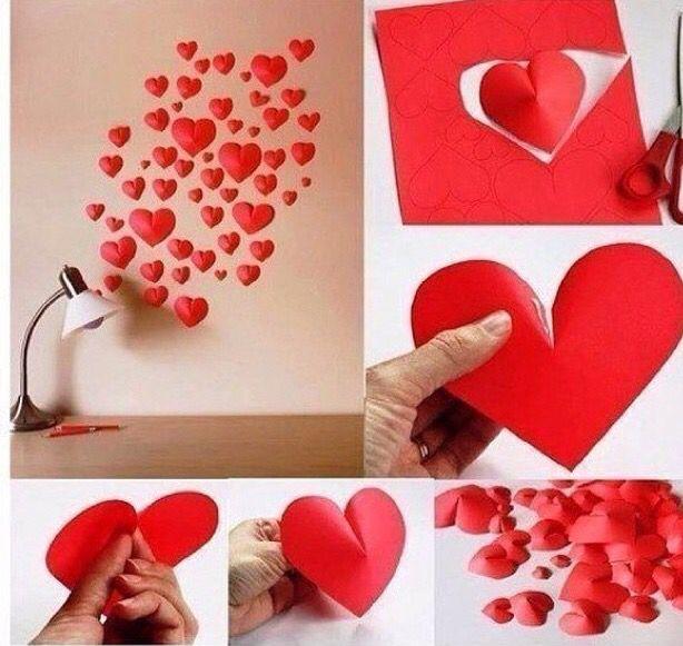Сердца на стену