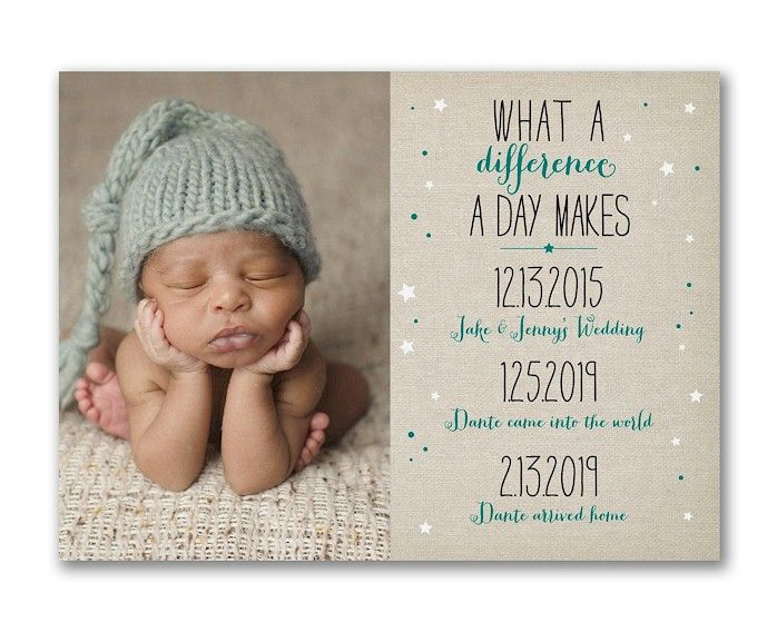 11 best girl birth announcements images on pinterest baby