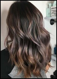 20 Pretty Chocolate Mauve Hair Colors Ideas To Inspire Hair Color