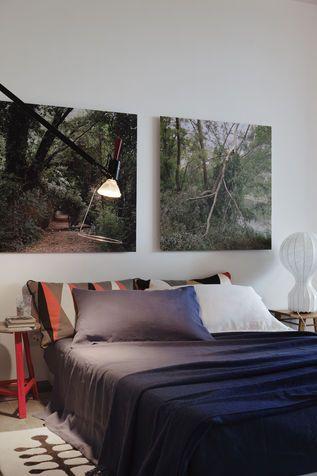 Testiera del letto: decorare casa fai da te