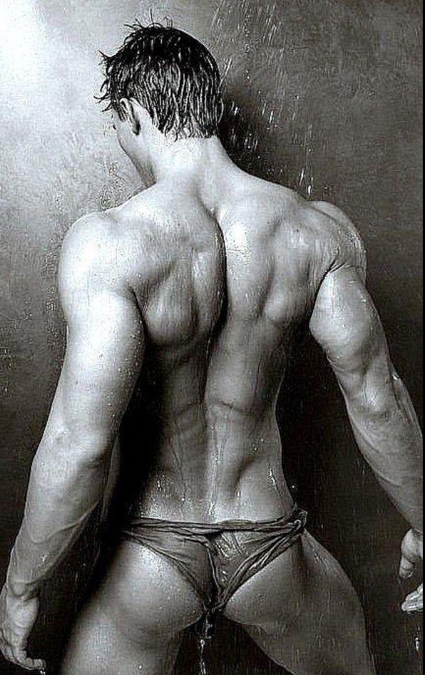 Эротические картинки голые мужчины #8