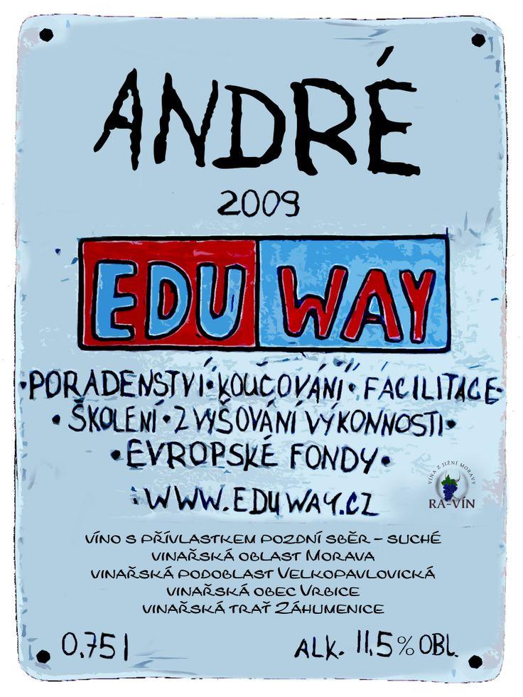 Etiketa | Vinotéka EDU-WAY | Opava 2009