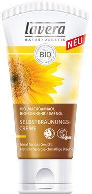 Lavera Self-Tanning Cream for the Face