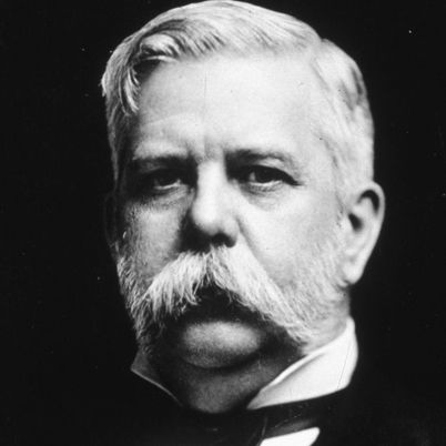 George Westinghouse was born October 6, 1846 in Central Bridge, New York. After serving in the Union Army and Navy, Westinghouse patented several devices, particularly for railroads. He would eventually start the Westinghouse Electric & Manufacturing Company to improve AC power generators.