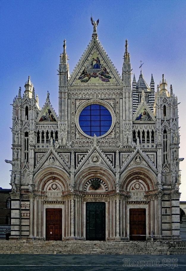 Италия. Тоскана. Sienna