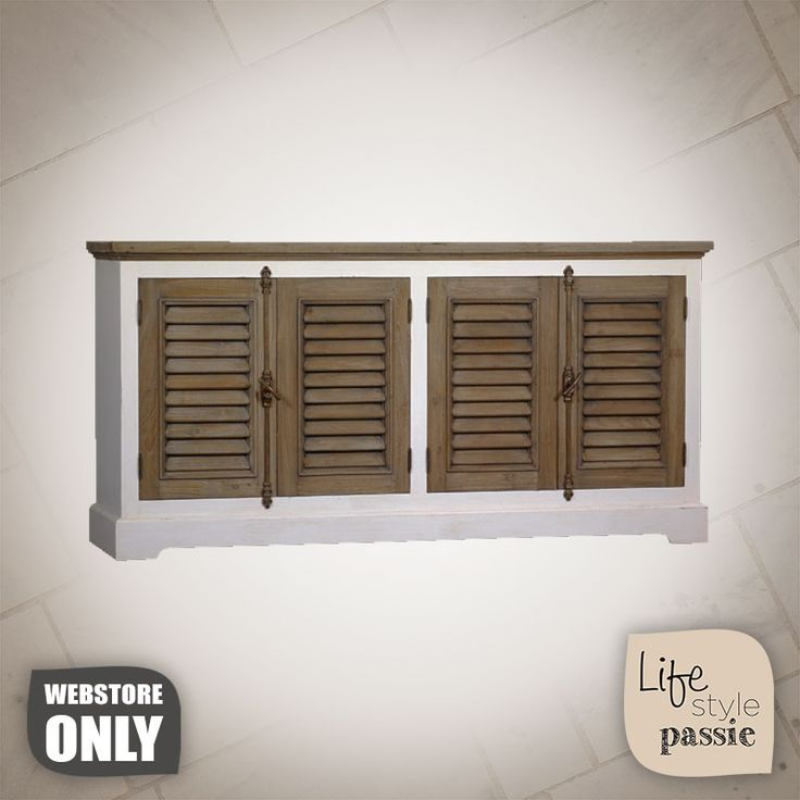 25+ beste ideeën over Wit dressoir op Pinterest - Ijdelheden ...