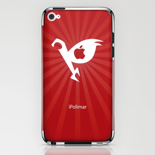 iPolimar iPod Touch Skin $ 15,00