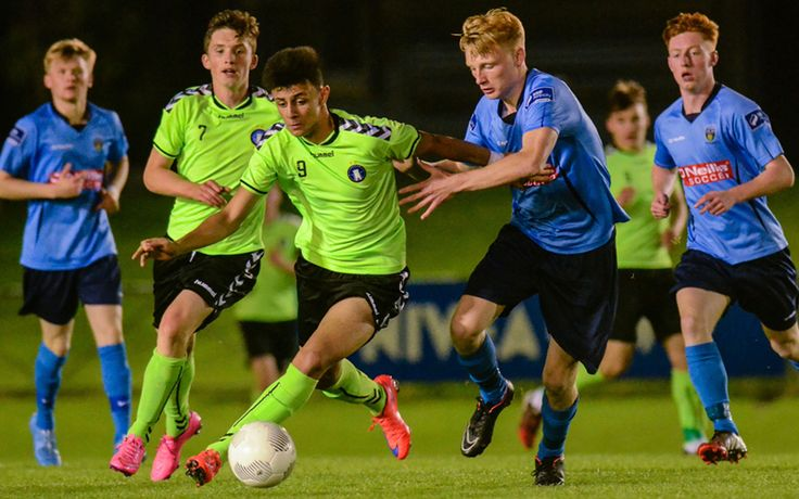 "U19s: Limerick Under-19 manager Tommy Barrett says his team ""don't get too excited"" whatever the result and he believes they will still be ""there or thereabouts"" in Section One of the National League. More: http://www.limerickfc.ie/u19s-when-we-win-or-lose-we-dont-get-too-excited-barrett"