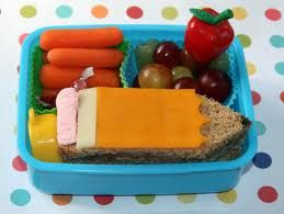 school lunch!