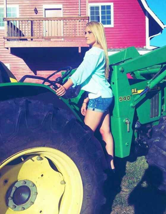 Hot hot country girl naked on a tractor from pokemon