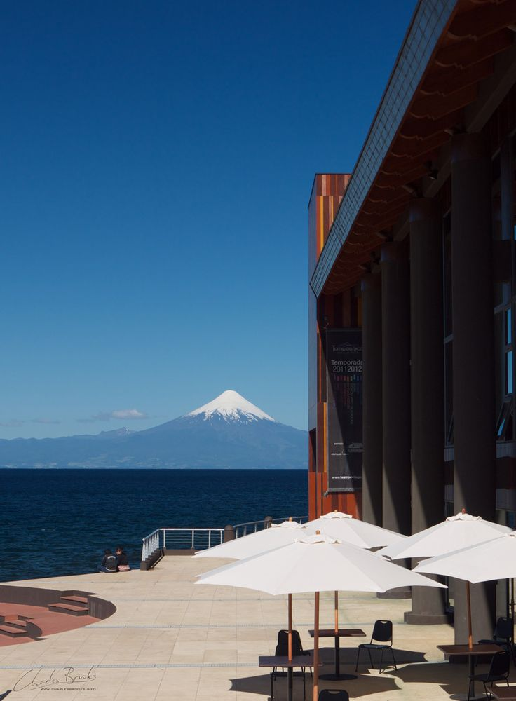 The Theater of the Lake, Chile