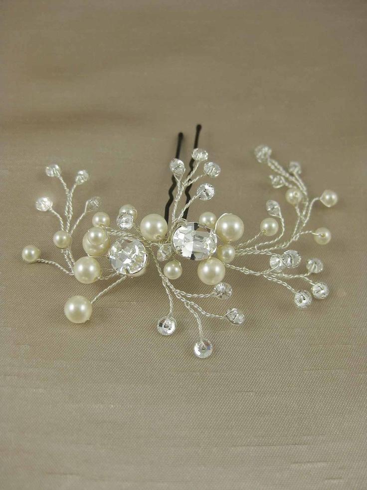 Carla Hair Pin  angelicjewelry.com  $60.00
