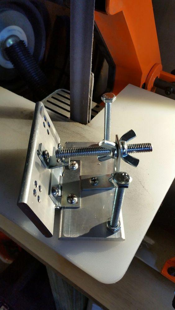 Adjustable Knife Grinding Jig ** Big Game SALE!** Price increase Monday :( | Business & Industrial, Manufacturing & Metalworking, Metalworking Tooling | eBay!