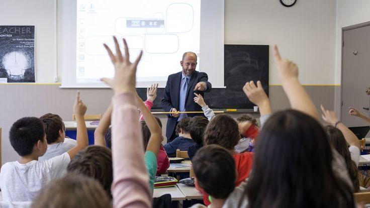Hattemer, l'école où le CE1 s'appelle «10e» et où la répétition est plébiscitée.  Dans cette école privée, fondée en 1885, l'enseignement fait la part belle à la chronologie, la méthode de lecture syllabique, les dictées d'auteurs et l'apprentissage du latin en 6e et du grec en 4e. Lire la suite....