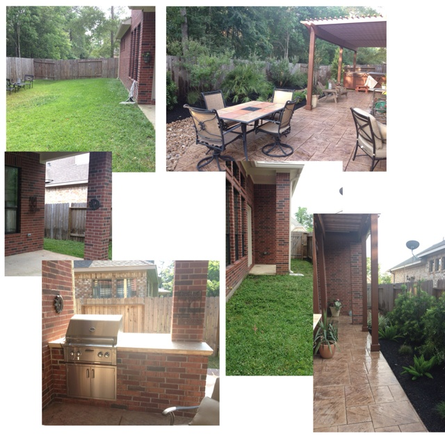 Backyard Transformation Before After: 17 Best Images About Backyard Before And Afters On
