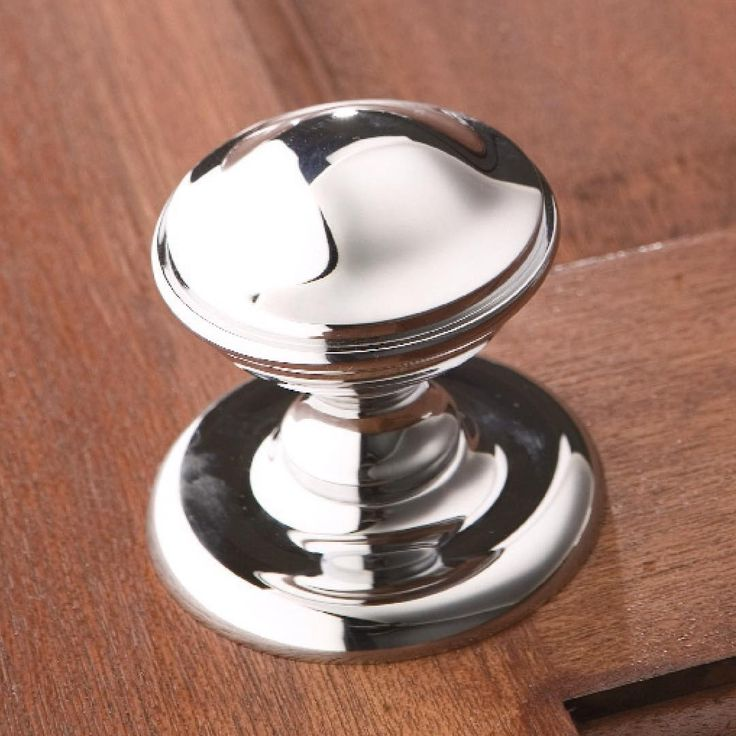 Round Centre Door Knob -M60CP #DoorKnob #Home #HomeDecor #CarlisleBrass #LocksandHardware #interior #interiordesign