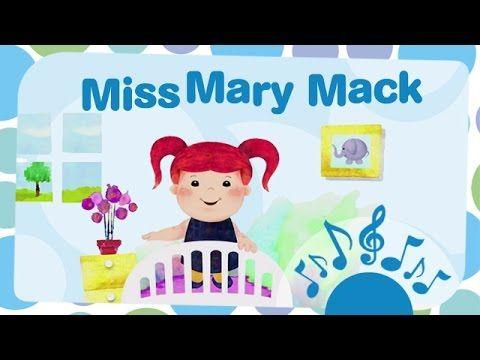 Miss Mary Mack - Nursery Rhymes - BabyTV