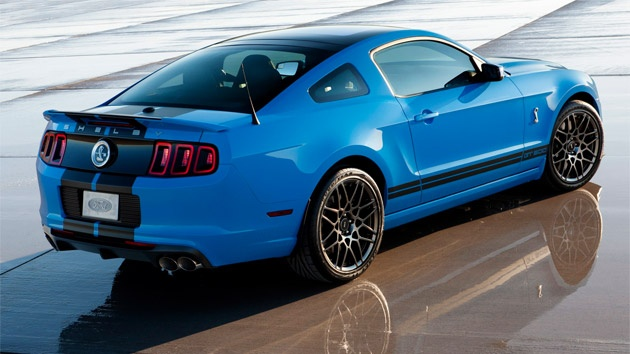 Ford Mustang Shelby Cobra