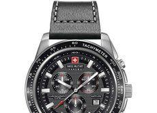 El reloj de pulsera Swiss Military Hanowa Crusader pasa de costar 329,95 a sólo 197,95 euros en Zalando