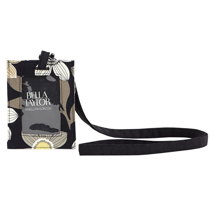 This Estelle Lanyard is sure to add a chic, fashionable look to your outfit.   https://www.uptowncasual.com/products/estelle-lanyard #uptownhandbags #trendyhandbags #lanyards
