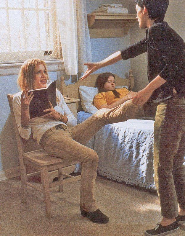 Girl, Interrupted      Silence Your Cellphones  Pinterest  Films, Girl -3035
