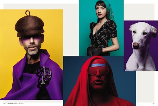 MasterMind, Art direction, fashion styling and visionary photography