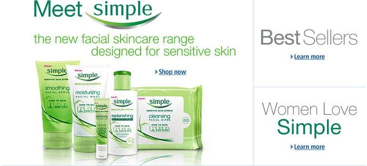 Simple Skincare: Products Www Landrysales Com, Simple Skincare, Beauty